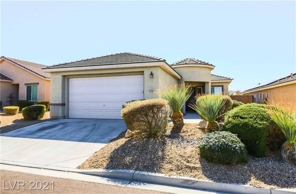 2439 STURROCK Drive Property Photo - Henderson, NV real estate listing