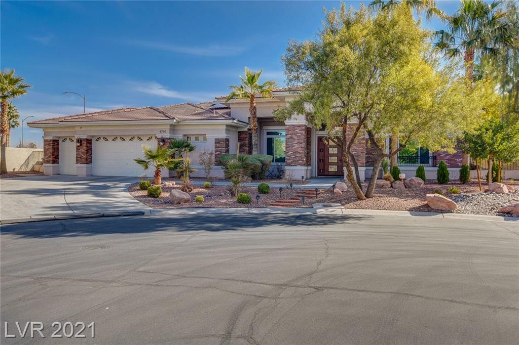 4784 Dream Catcher Avenue Property Photo - Las Vegas, NV real estate listing