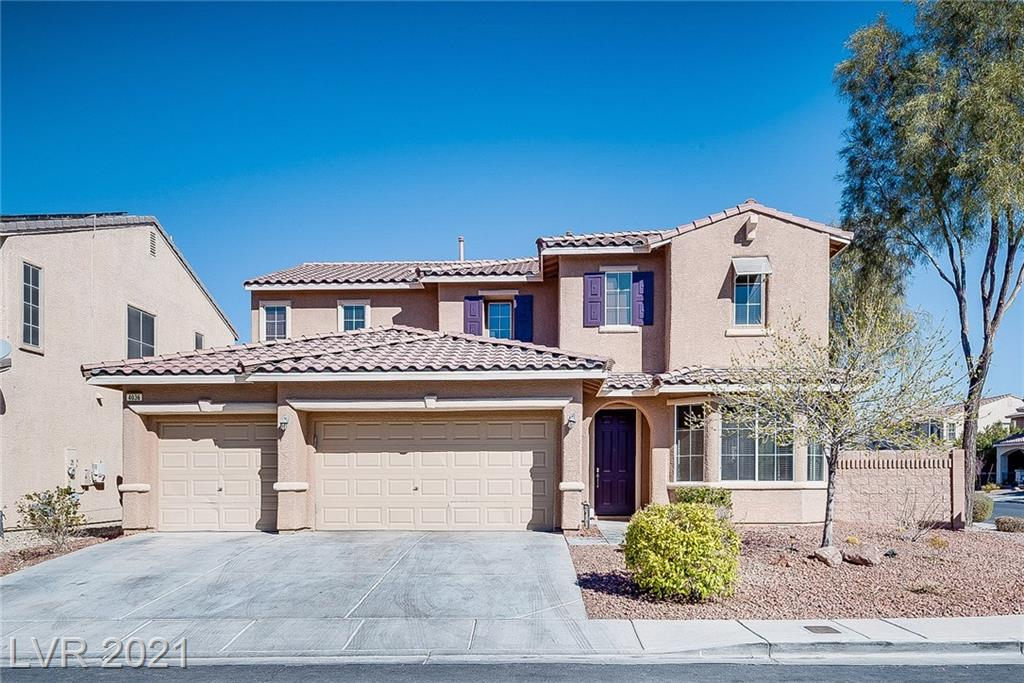4036 Kristina Lynn Avenue Property Photo - North Las Vegas, NV real estate listing