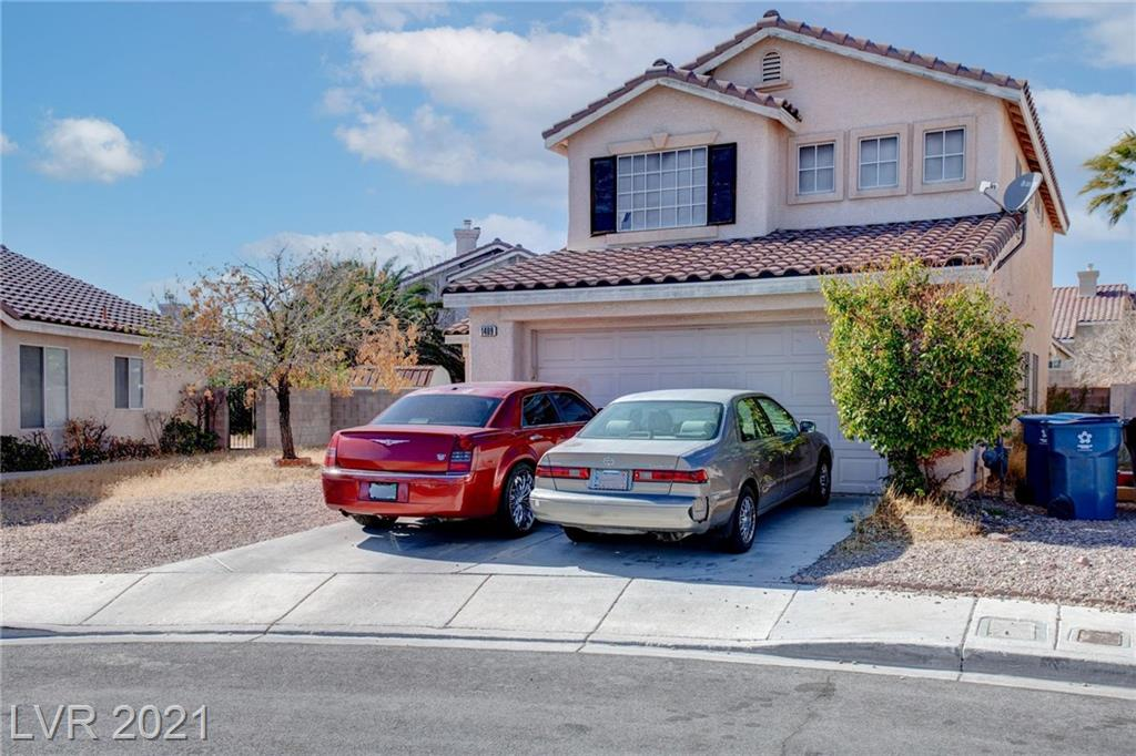 1409 Strike Jumper Court Property Photo - Las Vegas, NV real estate listing