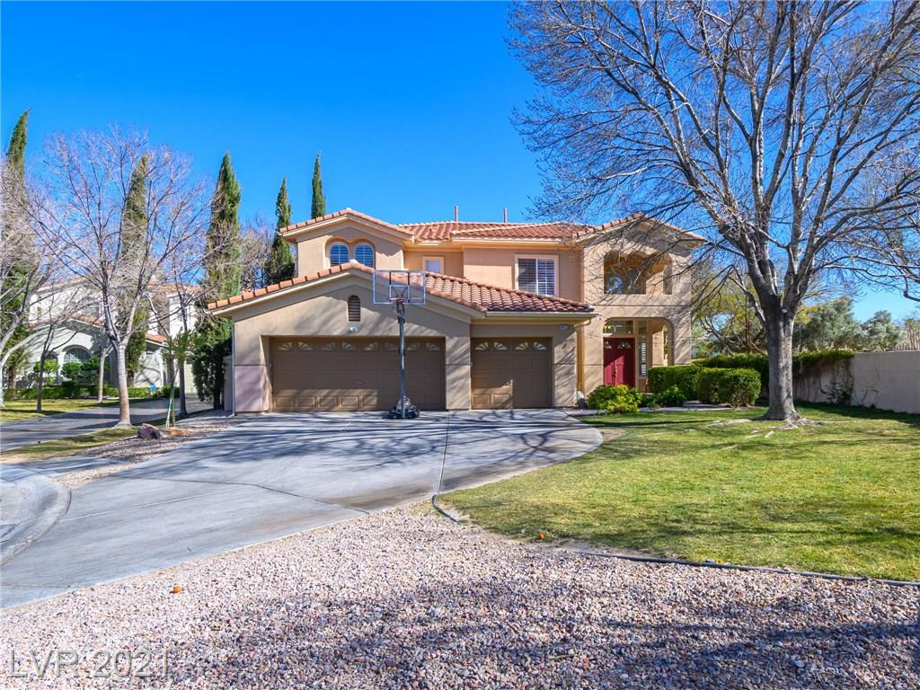 8433 Paseo Vista Drive Property Photo - Las Vegas, NV real estate listing