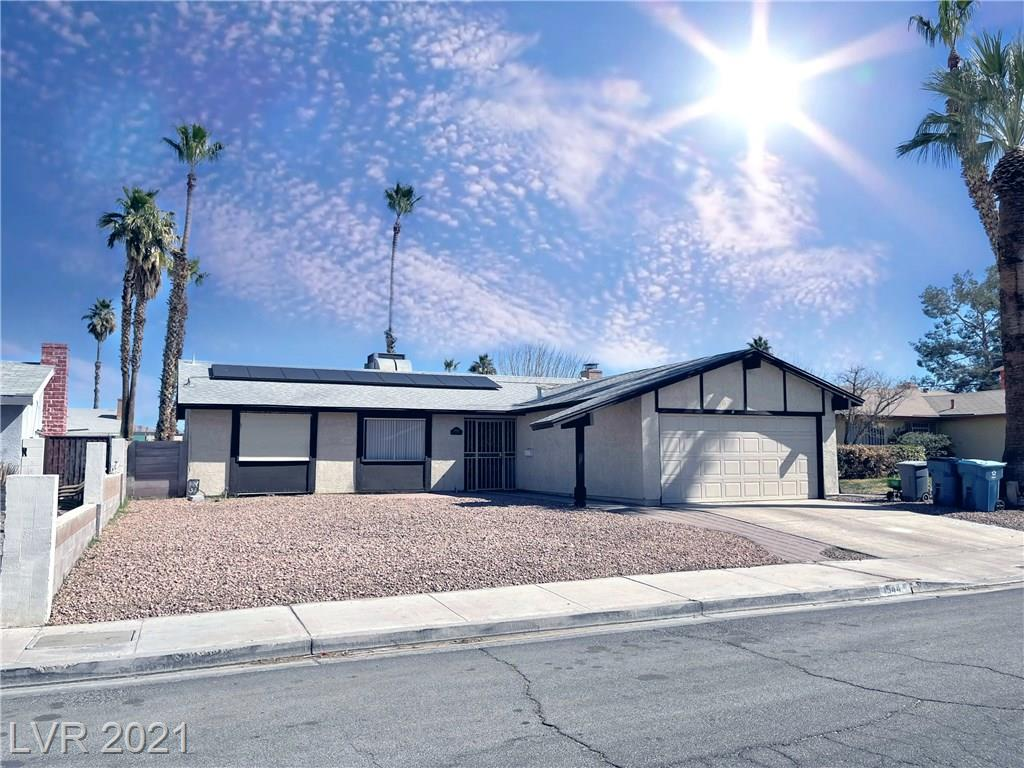 1544 Del Almo Drive Property Photo - Las Vegas, NV real estate listing