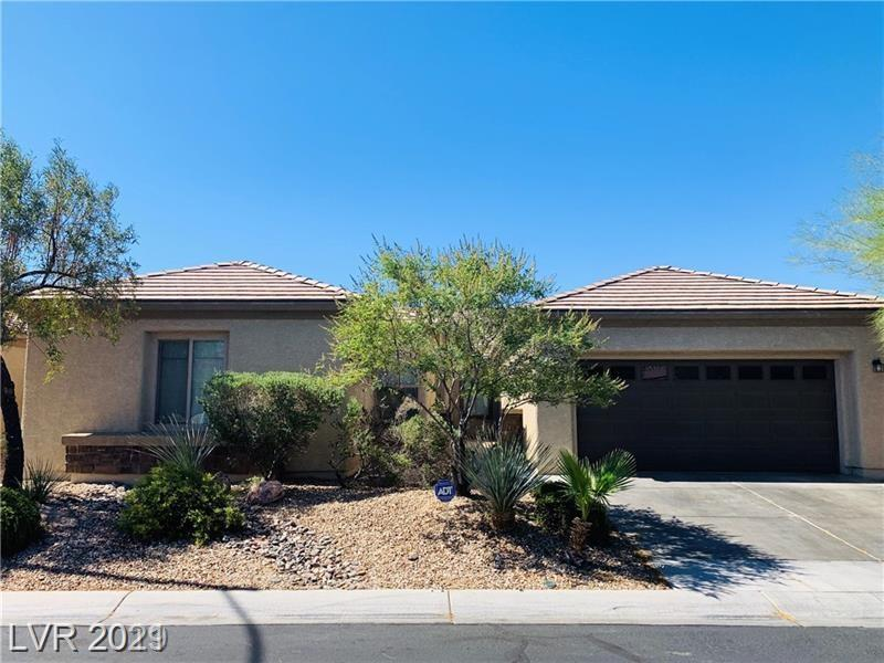 5714 Criollo Drive Property Photo - Las Vegas, NV real estate listing