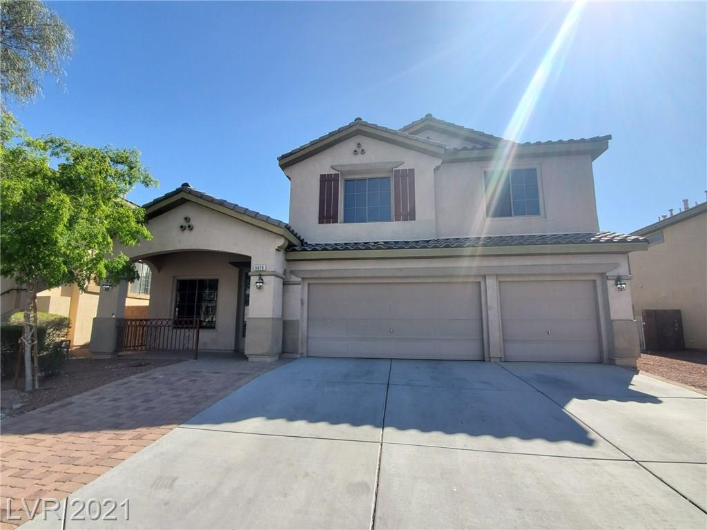 5616 Pacesetter Street Property Photo - North Las Vegas, NV real estate listing