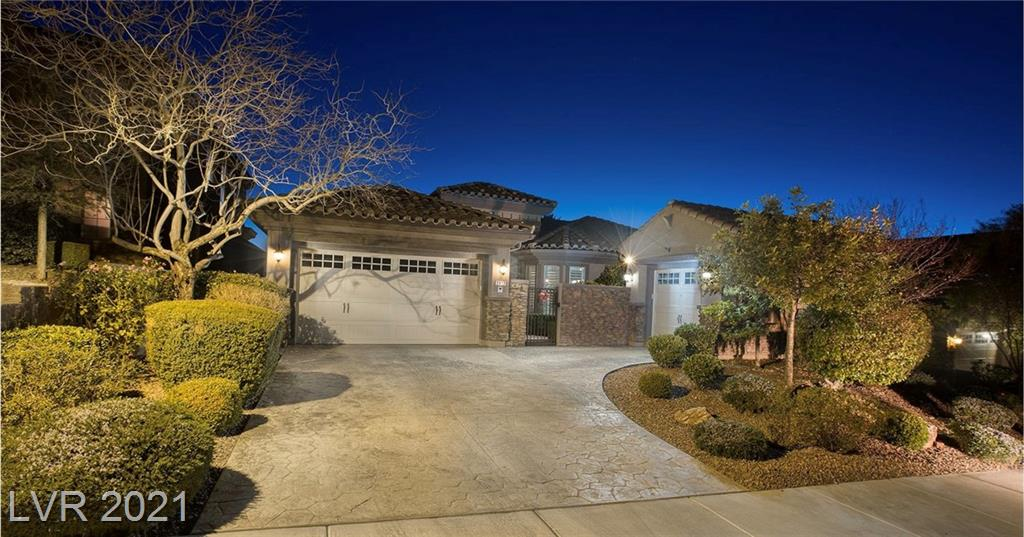 2817 SISTERON Court Property Photo - Henderson, NV real estate listing
