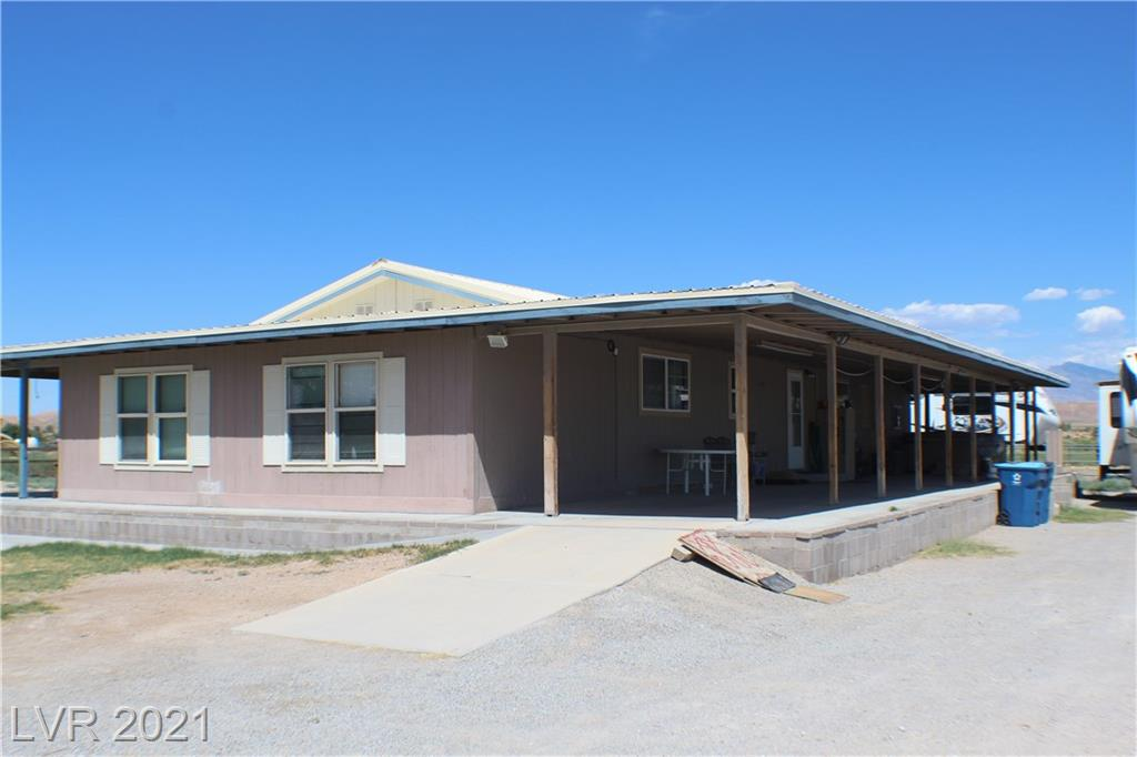 1686 Metcalf Drive Property Photo - Overton, NV real estate listing
