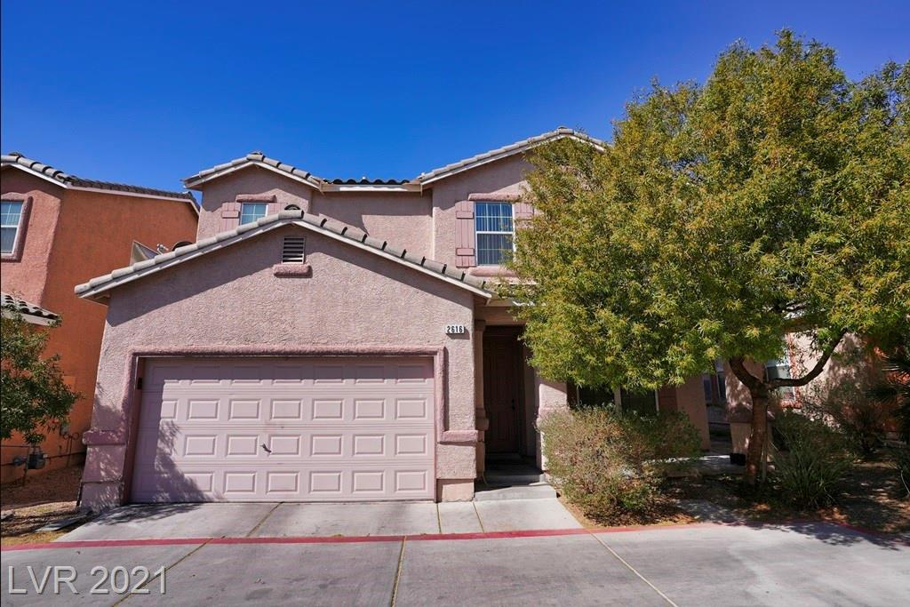 2616 Calico Hearts Court Property Photo - Las Vegas, NV real estate listing