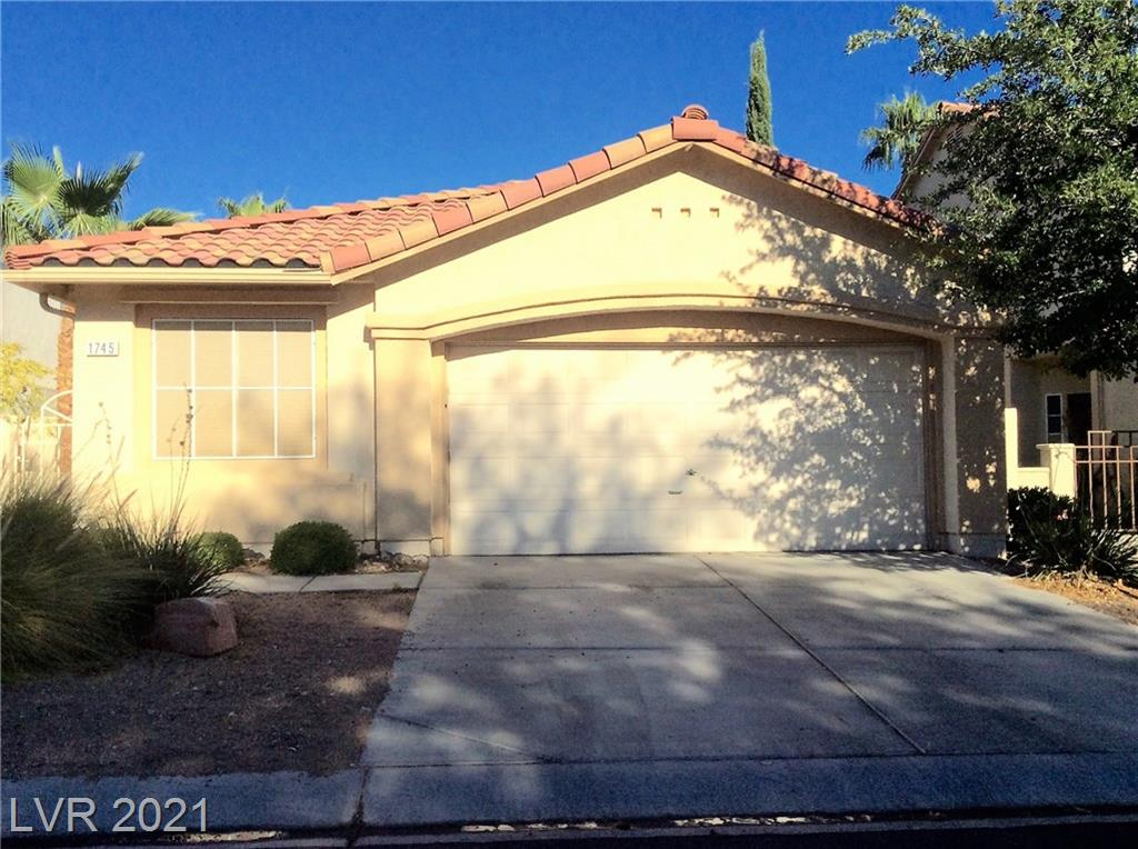 1745 Park Mesa Lane Property Photo - Las Vegas, NV real estate listing