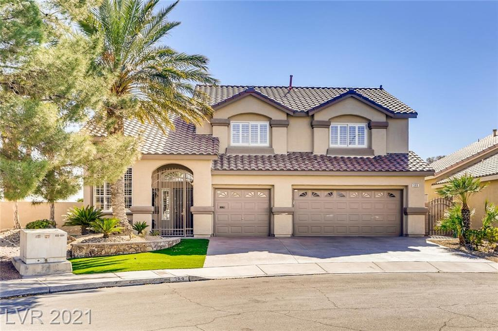 399 Bermuda Creek Road Property Photo - Las Vegas, NV real estate listing