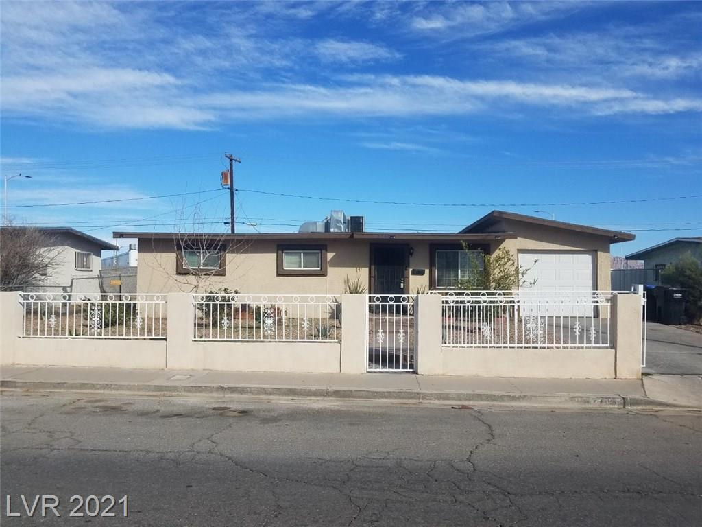 2708 Berg Street Property Photo - North Las Vegas, NV real estate listing