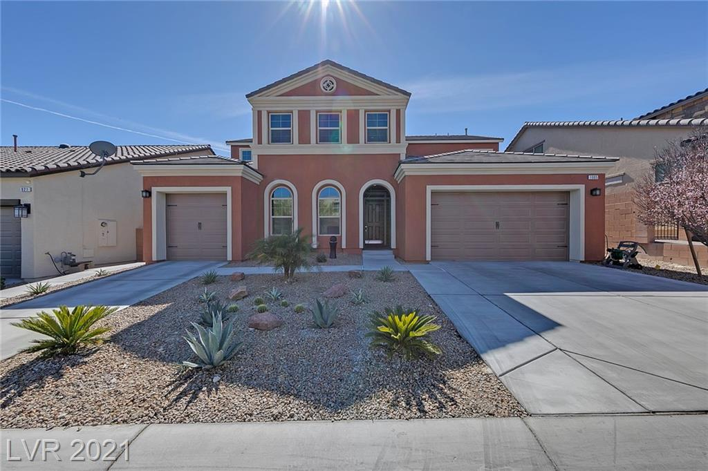 Aspen Hollow Court Property Photo - North Las Vegas, NV real estate listing