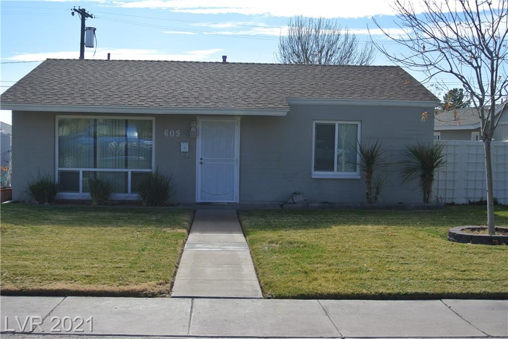 609 7th Street Property Photo - Boulder City, NV real estate listing