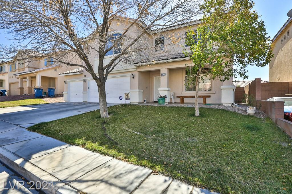 6535 Violet Breeze Way Property Photo - Las Vegas, NV real estate listing