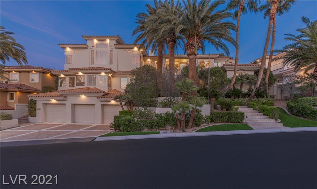 5020 Spanish Heights Drive Property Photo - Las Vegas, NV real estate listing
