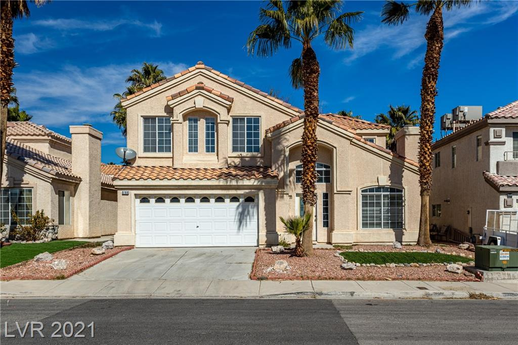 9188 Sapphire Point Avenue Property Photo - Las Vegas, NV real estate listing
