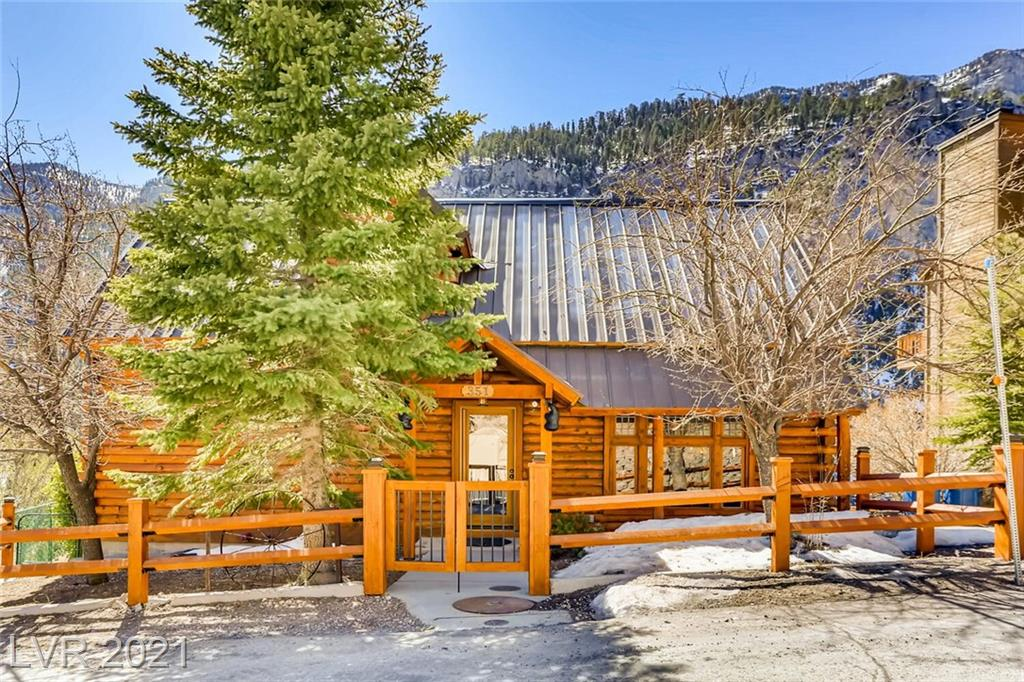 351 Crestview Drive Property Photo - Mount Charleston, NV real estate listing