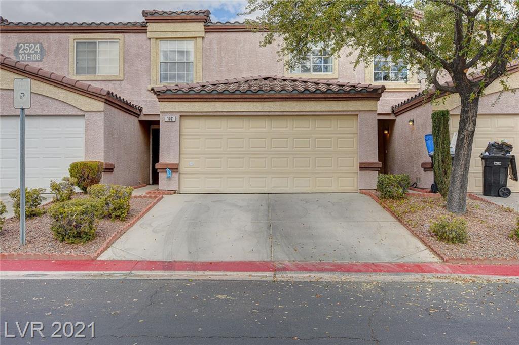 2524 Adelante Avenue #102 Property Photo - Las Vegas, NV real estate listing