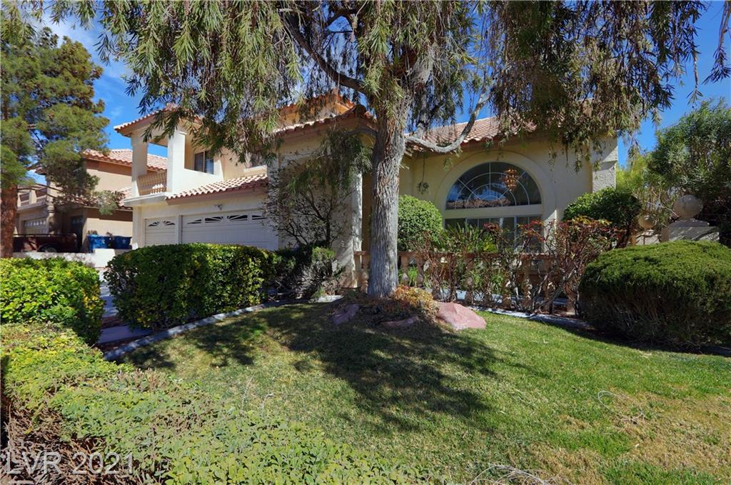 3770 Moss Ridge Court Property Photo - Las Vegas, NV real estate listing