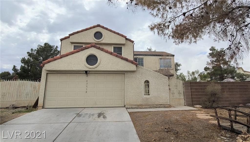 Alcazar Court Property Photo - Las Vegas, NV real estate listing