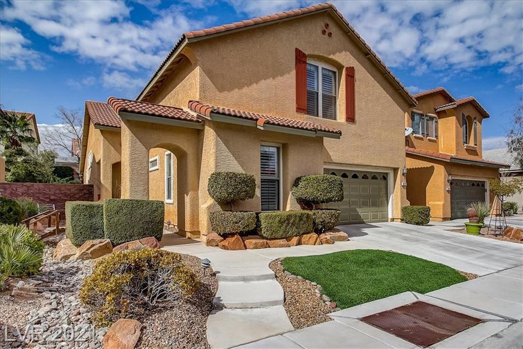 323 Dartmouth Hills Street Property Photo - Las Vegas, NV real estate listing