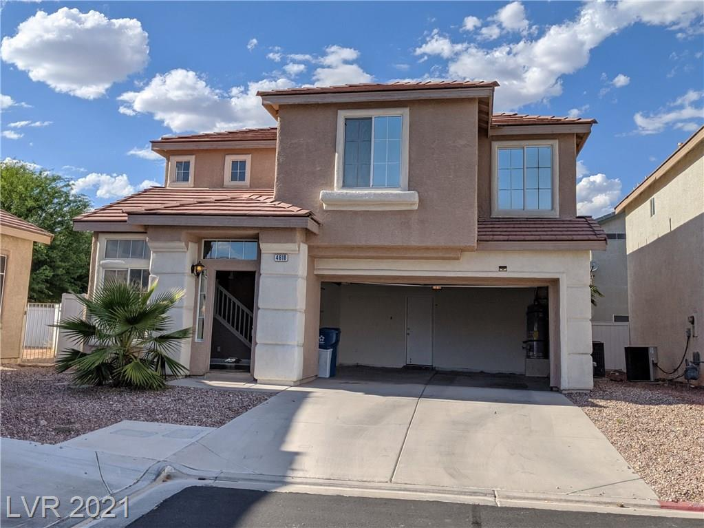 4610 English Lavender Avenue Property Photo - North Las Vegas, NV real estate listing