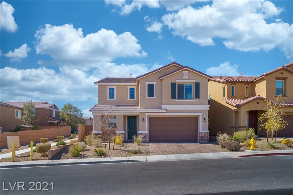 8679 Reynolds Spring Street Property Photo - Las Vegas, NV real estate listing