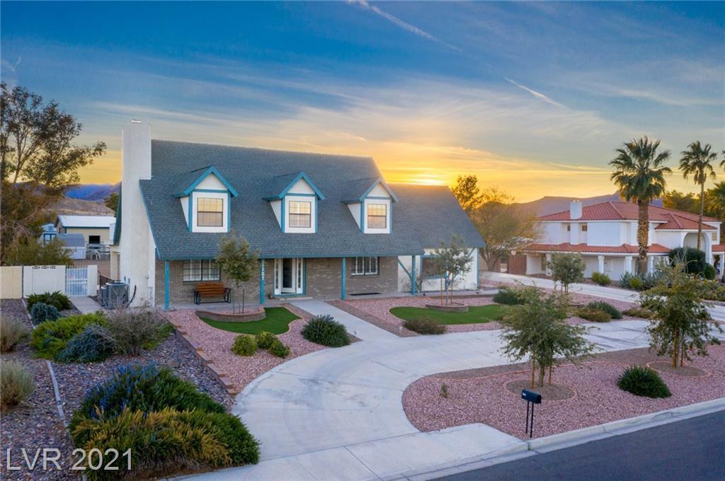 1107 Santa Ynez Avenue Property Photo - Henderson, NV real estate listing