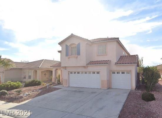 4633 Sergeant Court Property Photo - North Las Vegas, NV real estate listing