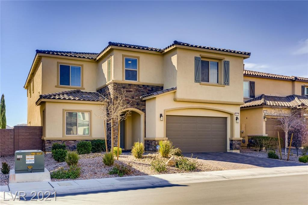 9635 Starfish Reef Way Property Photo - Las Vegas, NV real estate listing