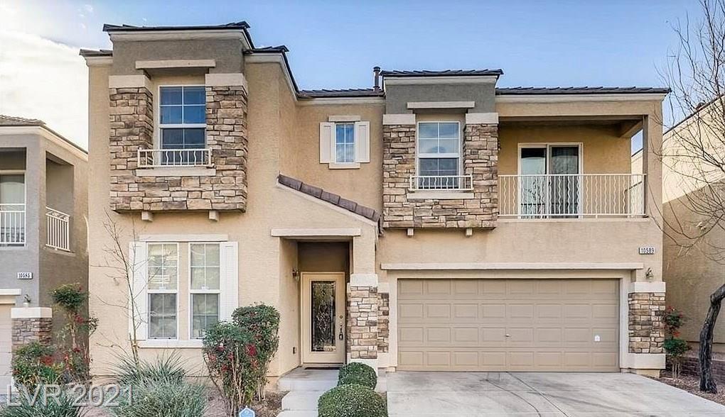 10589 Danielson Avenue Property Photo - Las Vegas, NV real estate listing