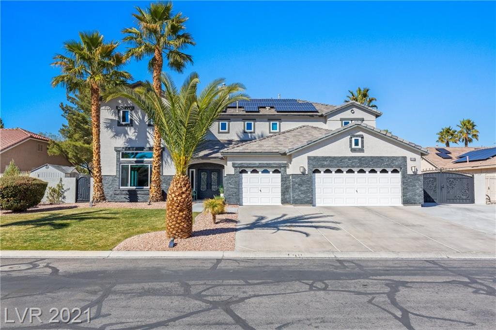 8340 Las Lagunas Lane Property Photo - Las Vegas, NV real estate listing