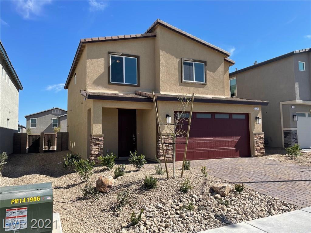 324 Tembre Court Property Photo - Las Vegas, NV real estate listing