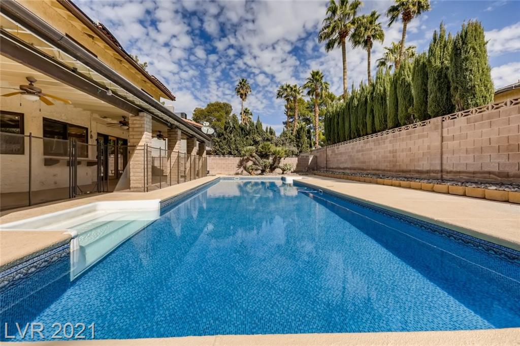 Goya Street Property Photo - Las Vegas, NV real estate listing