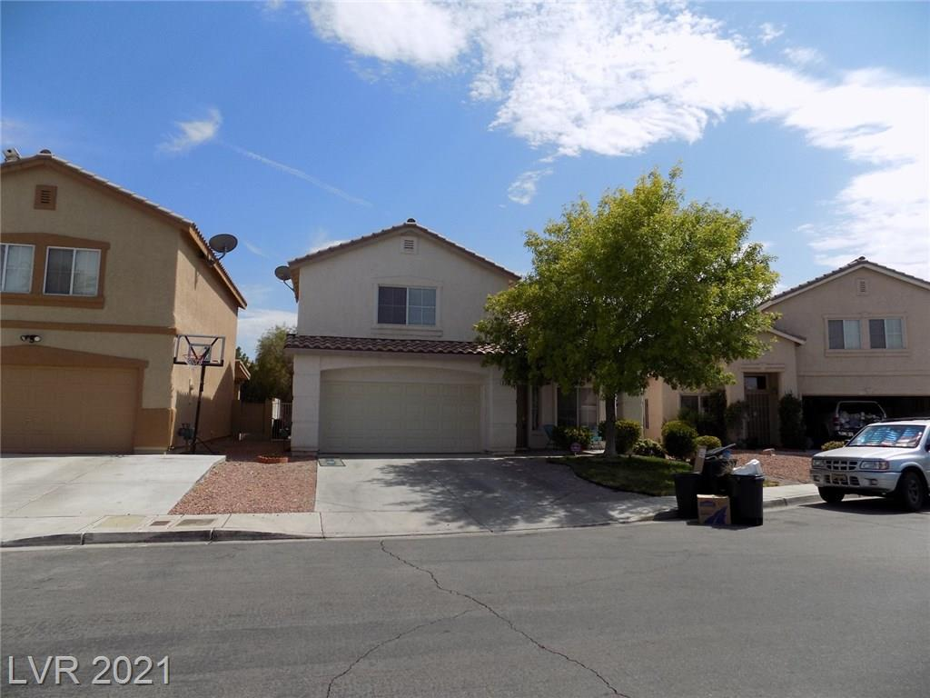 635 Sole Addiction Avenue Property Photo - Las Vegas, NV real estate listing