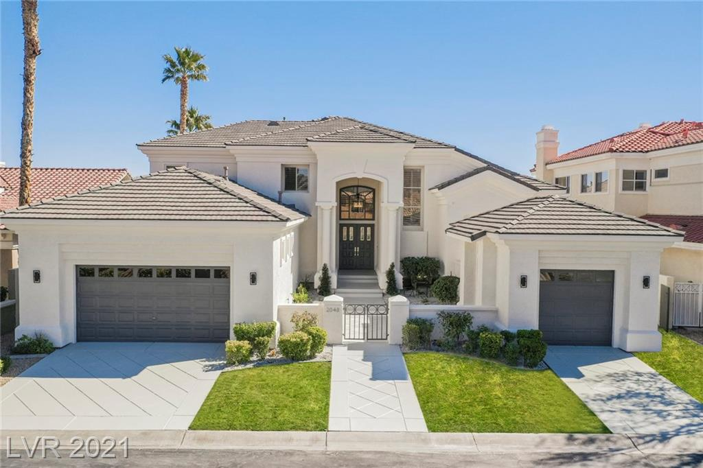 2048 Glenview Drive Property Photo - Las Vegas, NV real estate listing