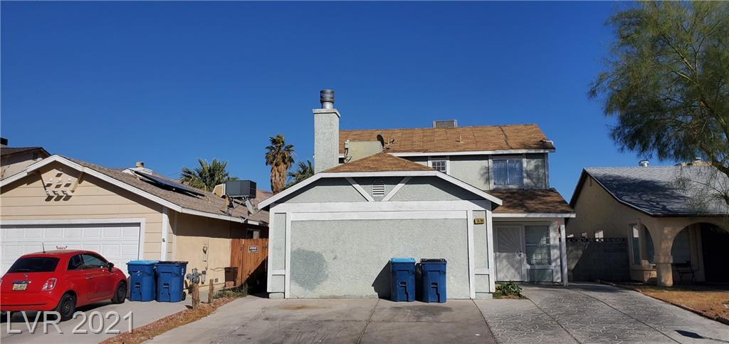 Divinity Street Property Photo - Las Vegas, NV real estate listing