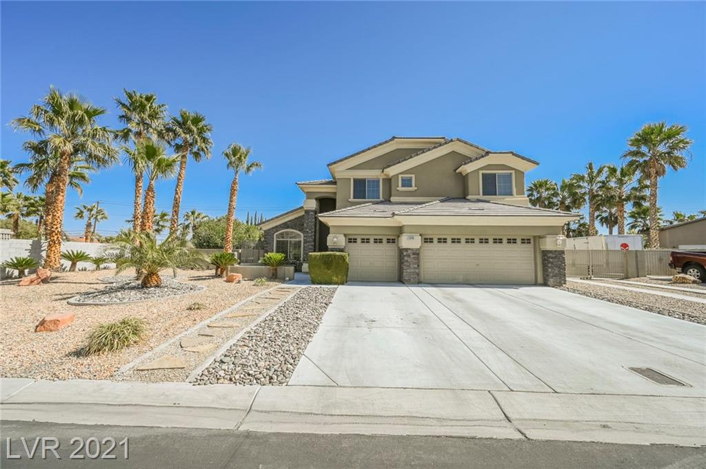 5640 Coe Estates Court Property Photo - Las Vegas, NV real estate listing
