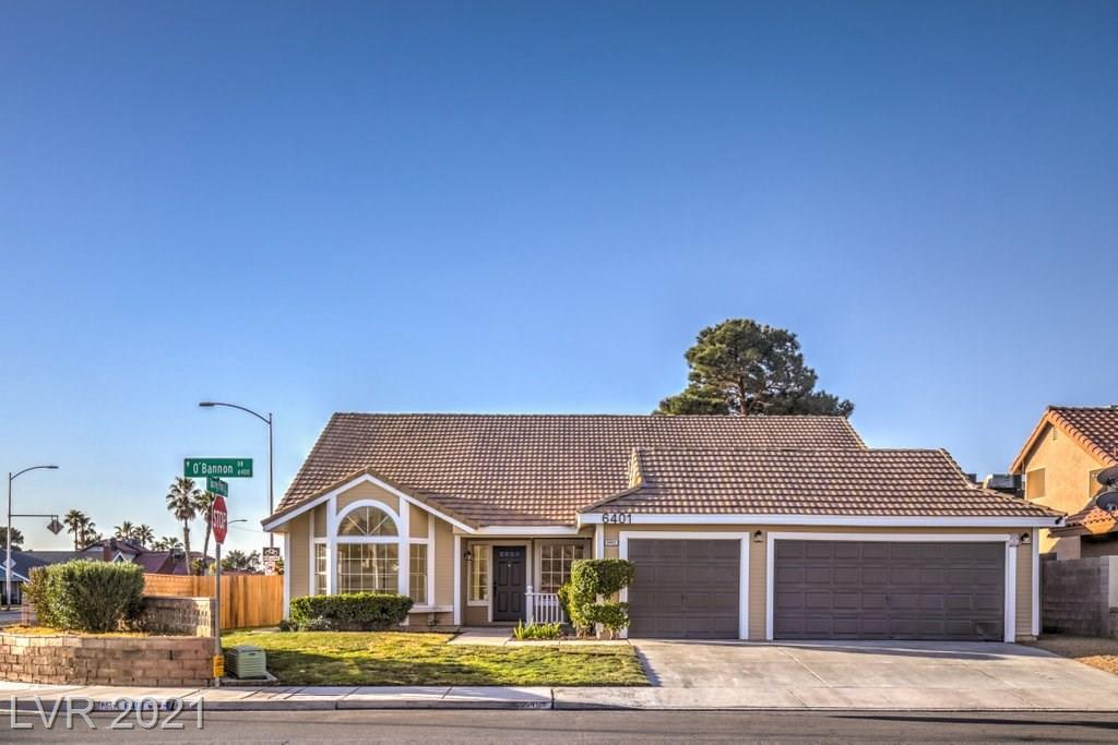 6401 Obannon Drive Property Photo - Las Vegas, NV real estate listing