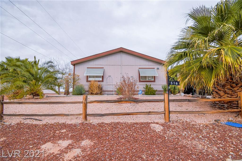 516 White Domes Drive Property Photo - Overton, NV real estate listing