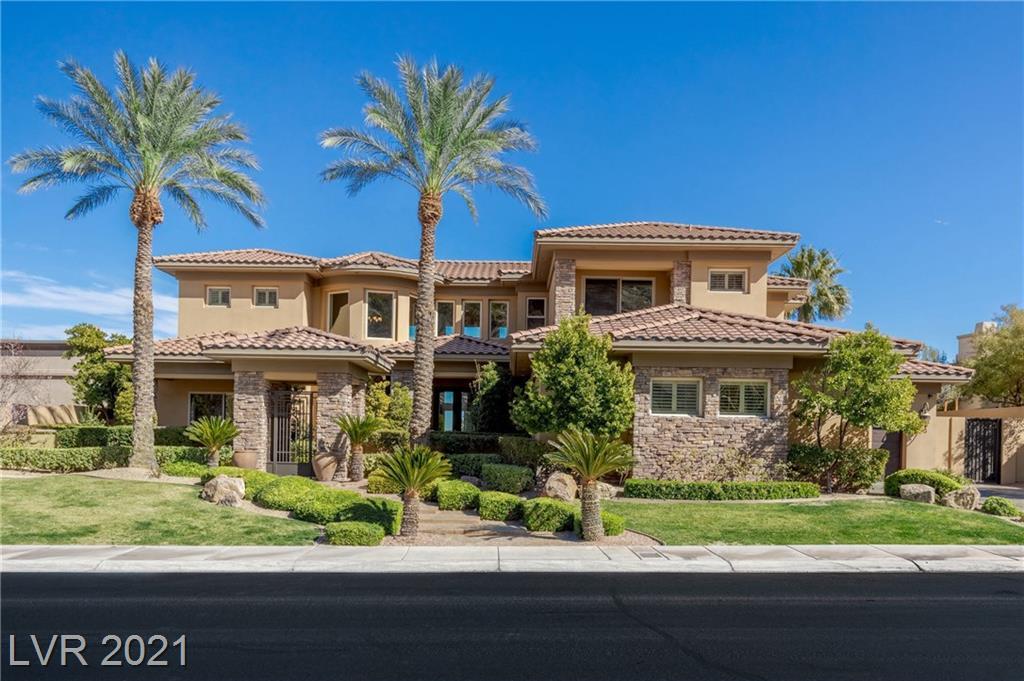 2714 Red Arrow Drive Property Photo - Las Vegas, NV real estate listing