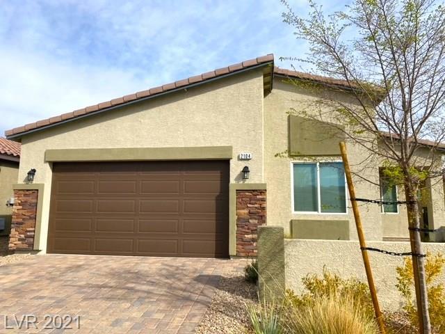 2104 Del Aqua Avenue Property Photo - Henderson, NV real estate listing