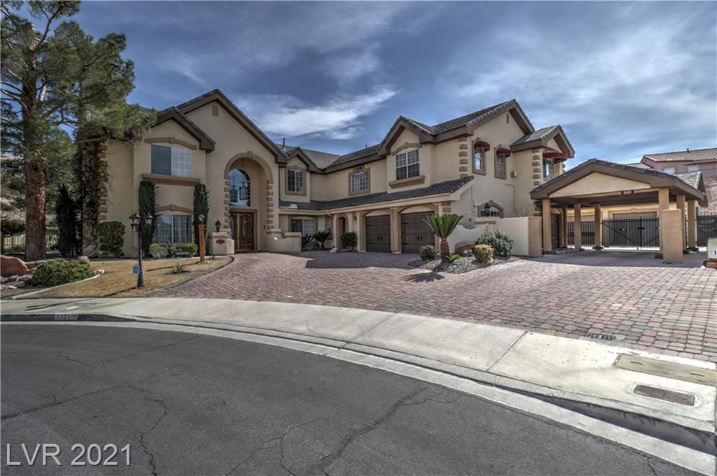 1101 Iolite Court Property Photo - Henderson, NV real estate listing