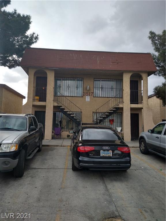 3517 Thomas Avenue Property Photo - North Las Vegas, NV real estate listing