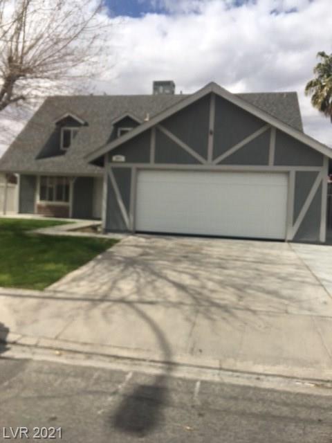 Horn Street Property Photo - Las Vegas, NV real estate listing