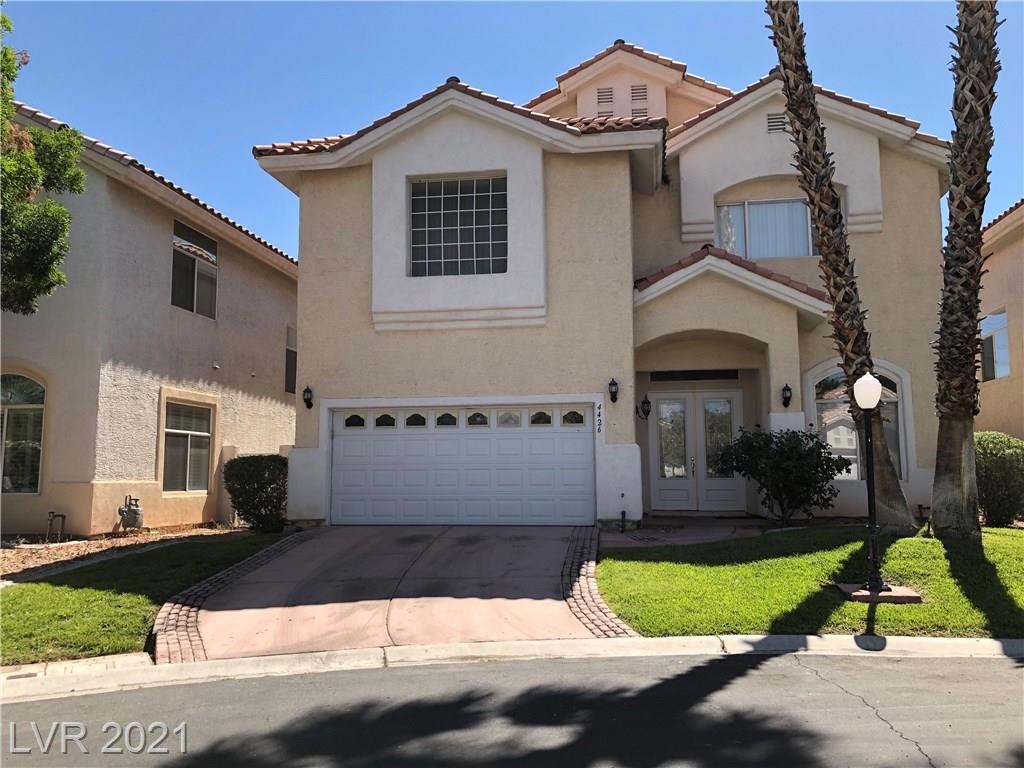 Zev Court Property Photo - Las Vegas, NV real estate listing