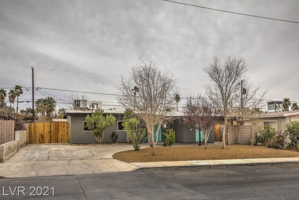 Webb Avenue Property Photo - North Las Vegas, NV real estate listing
