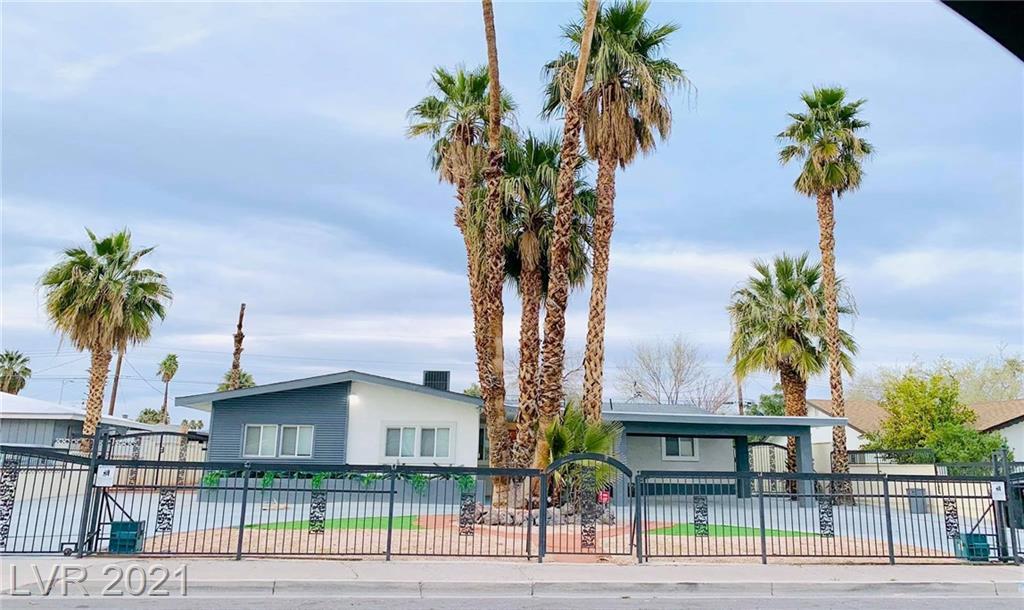 549 Oakey Boulevard Property Photo - Las Vegas, NV real estate listing