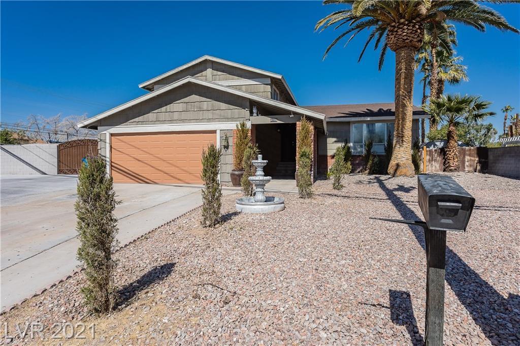 4108 Nightingale Street Property Photo - Las Vegas, NV real estate listing