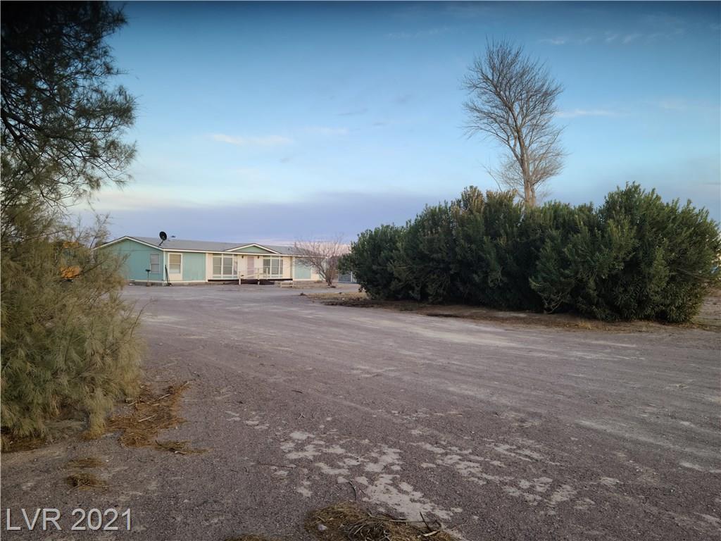 Sandstone Drive Property Photo - Amargosa, NV real estate listing