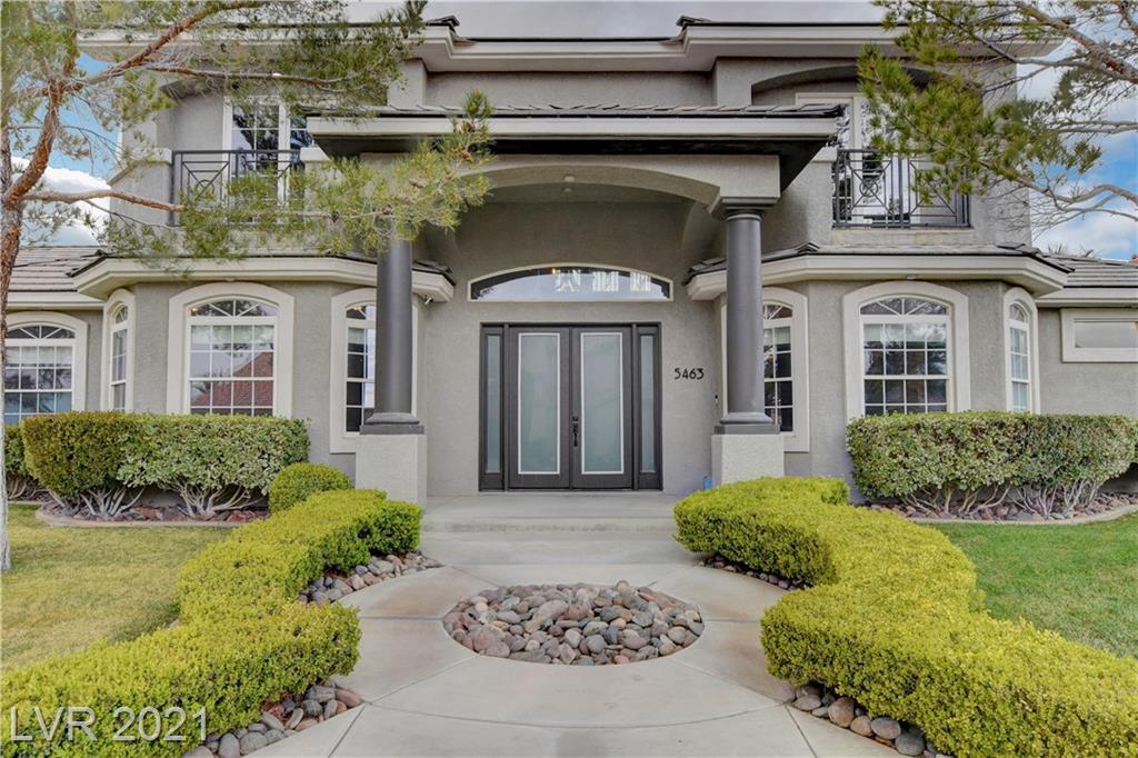 5463 Sierra Brook Court Property Photo - Las Vegas, NV real estate listing